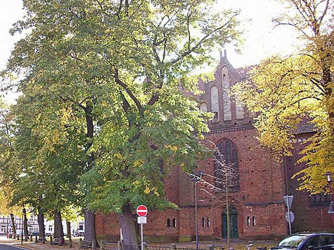 St.-Marien-Kirche Parchim