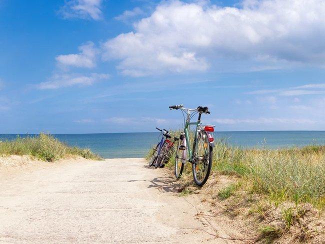 Von Binz nach Prora zum Naturerbe Zentrum Rügen