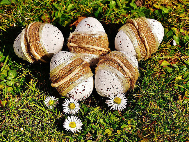 Ostern bei uns wie in Familie