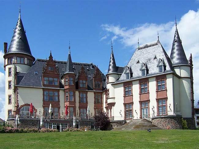 Schloss in Klink