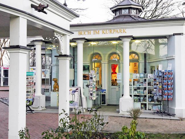 "Galerie ""Buch im Kurpark"""