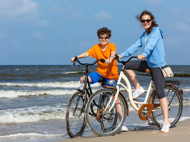 Mobiler Fahrradverleih in Boltenhagen