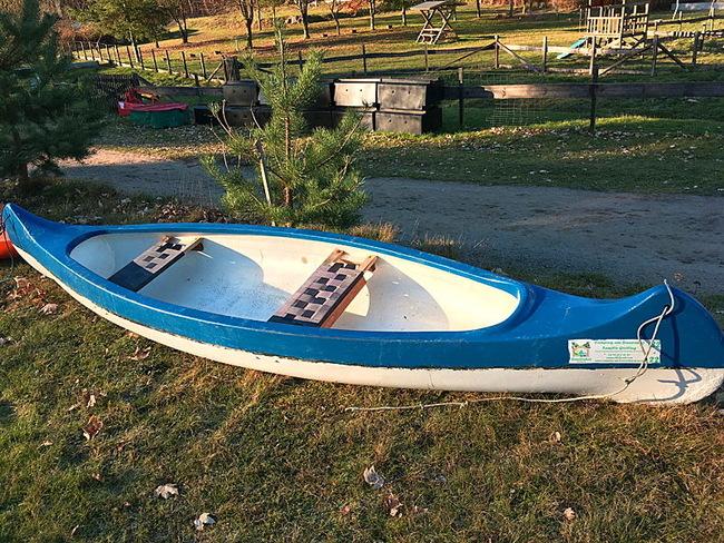 Bootsverleih von Camping am Bauernhof