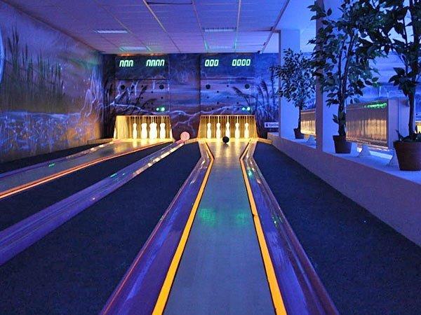 Bowling & Kegeln im Müritz-Landhotel Grüner Baum