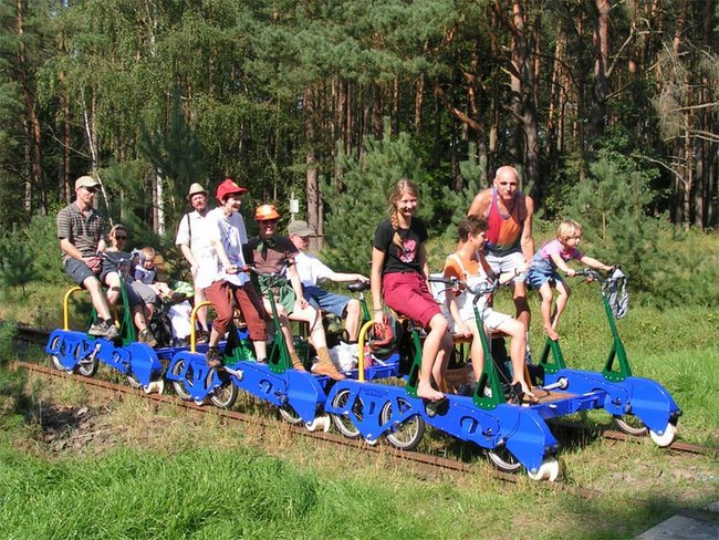 Mecklenburger Draisinenbahn