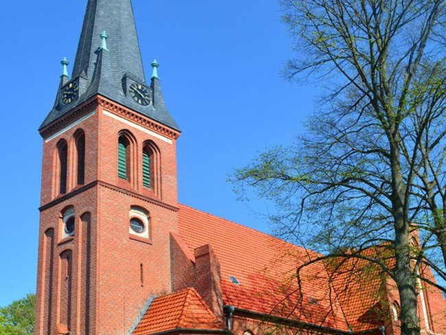 Kirche Ahlbeck