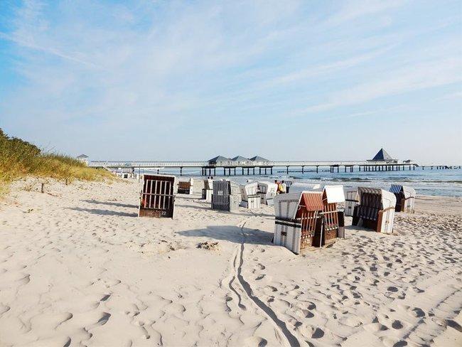 Strand Heringsdorf