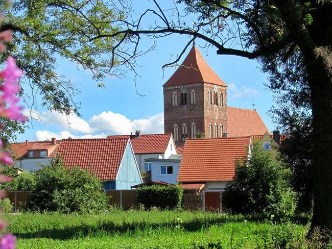 Stadtkirche St. Peter und Paul in Teterow