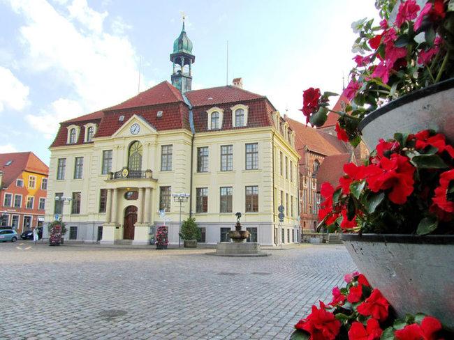 Marktplatz Teterow