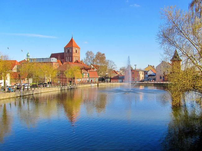 Mühlenviertel Teterow