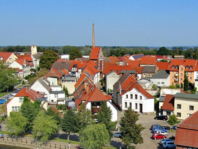 Rostocker Tor in Teterow
