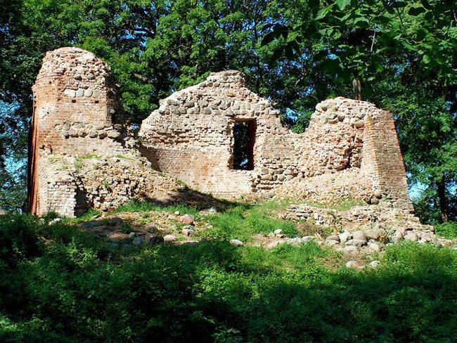 "Burganlage ""Haus Demmin"""
