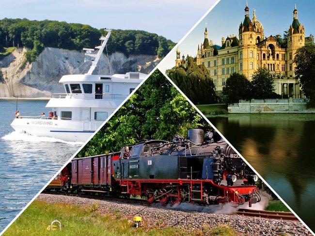 Führungen, Wanderungen, Betreung von Reisegruppen in MV