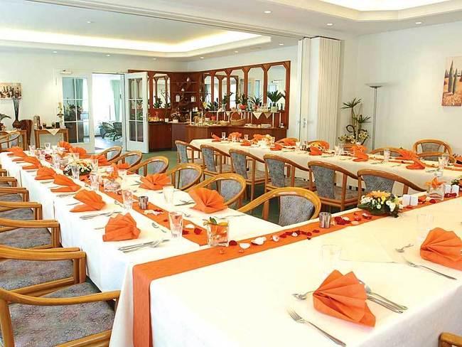 Tagungen und Seminare bis 40 Personen