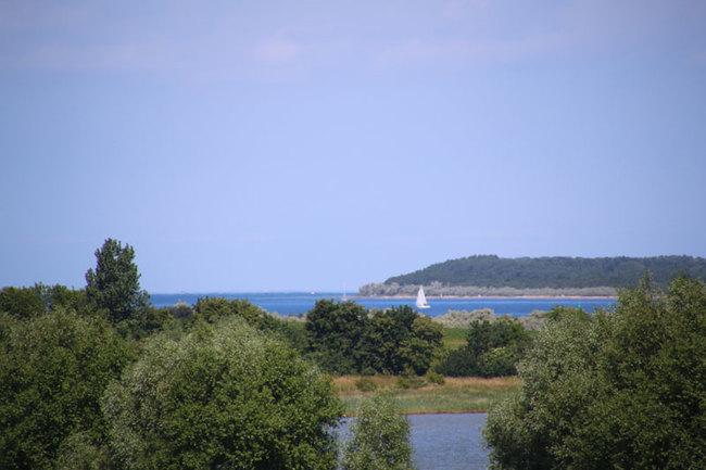 Aussicht auf die Wismarer Bucht