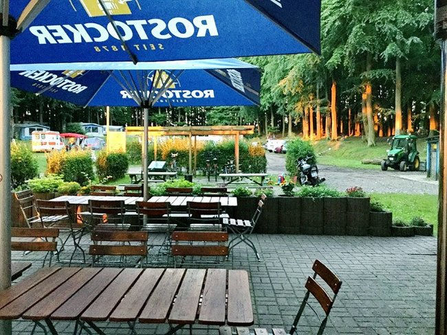 Krüger Naturcamping - Restaurant Spechthöhle