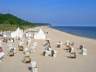 Sommer, Sonne und Strand