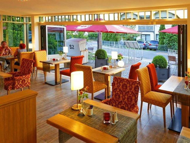 Restaurant im Hotel Sonneneck