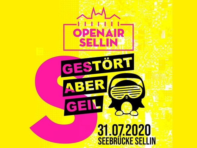 Gestört aber Geil  - 30.Juli, Selliner Sommer Open Air 2021