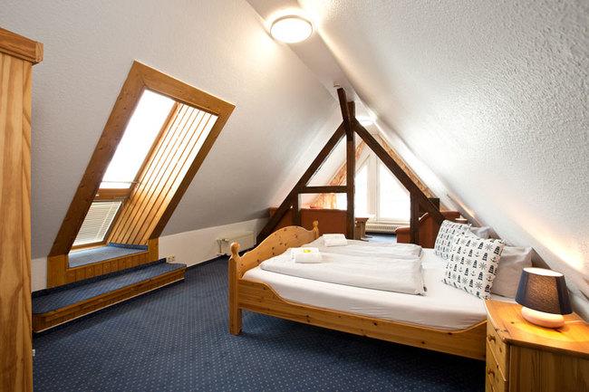 """Suite """"Schiffsbrücke"""" - Schlafbereich"""