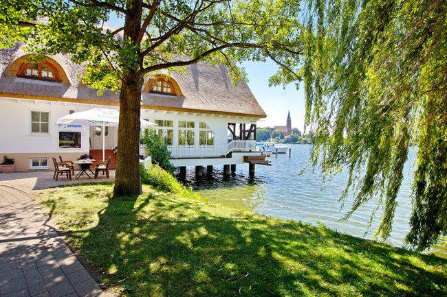 Hotel und Restaurant Seglerheim an der Uferpromenade