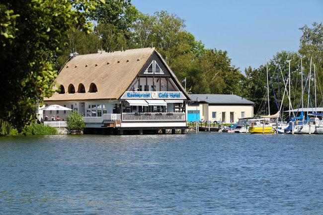 Hotel und Restaurant Seglerheim an der Müritz