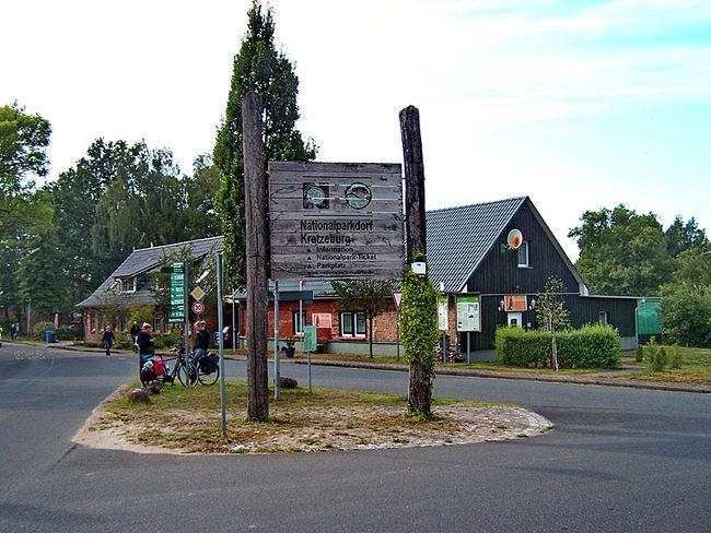 Nationalparkdorf Kratzeburg