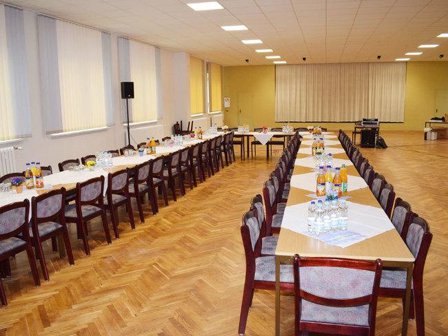 Veranstaltungsräume der Gemeinde Woldegk
