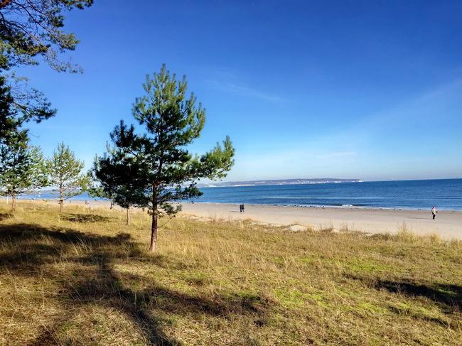 Strand bei Binz