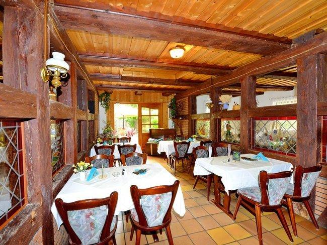 Restaurants im Hotel Demminer Mühle