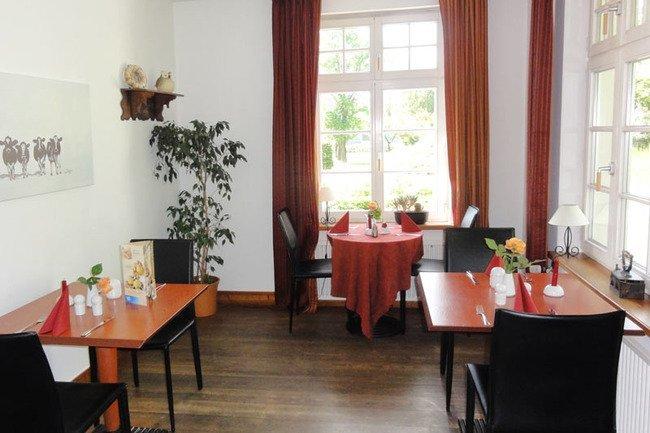 Restaurant mit Terrasse im Landhotel Kuhs