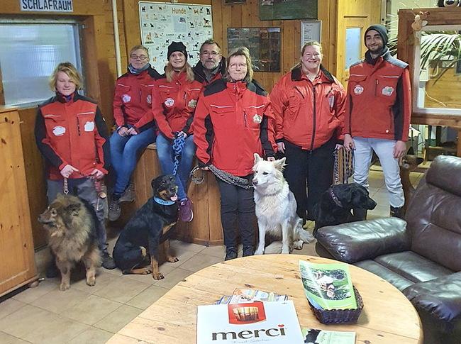 Team der Tierpension