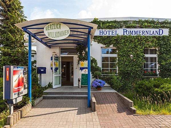 Hotel & Restaurant Pommernland