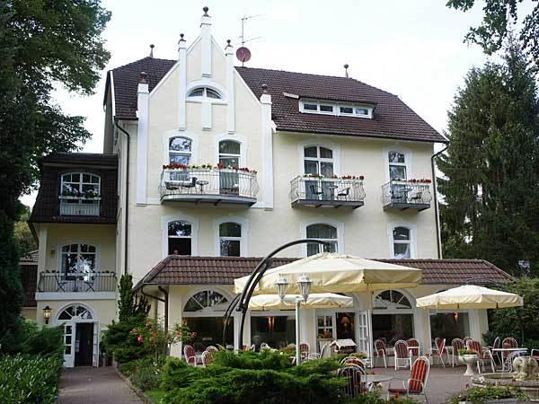 Seeresidenz Hotel Gesundbrunn