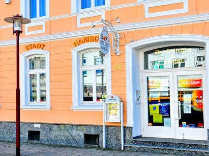 """Brockis Hotel """"Stadt Hamburg"""""""