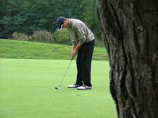 2 Tage Golfarrangement
