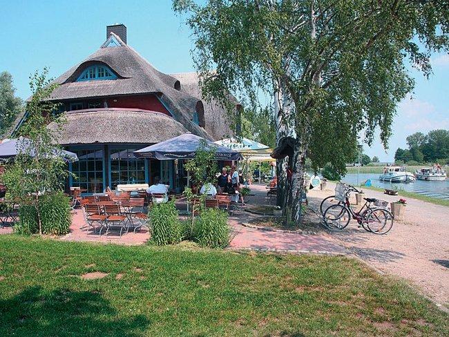 Hotelzimmer im Fischerhaus Plau am See