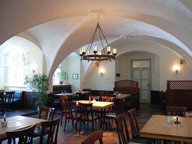 Gastronomie im Wasserschloss Mellenthin