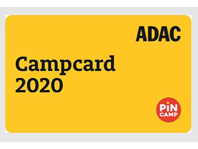 ADAC-Campcard-Sparpreis