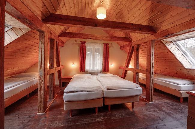 FH Kutscherhaus - Mehrbettzimmer