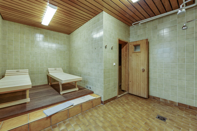 FH Reethaus - Sauna