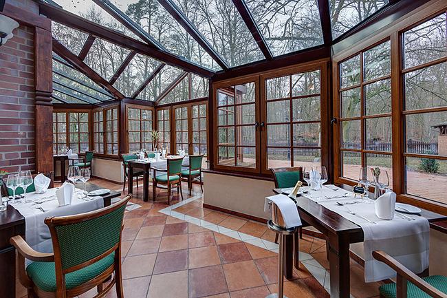 Restaurant - Wintergaren