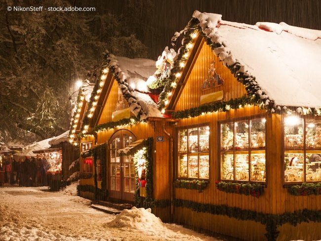 Ludwigsluster Weihnachtsmarkt