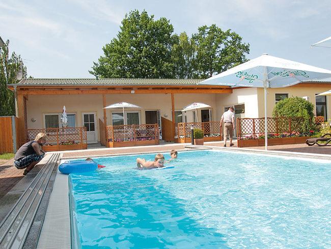 """Ferienwohnungen in der Ferienanlage """"Zum See"""""""