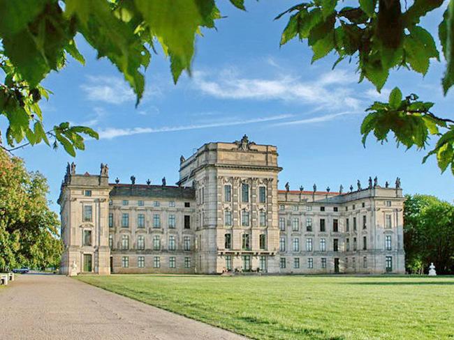 Abl-Schloss-Ludwigslust