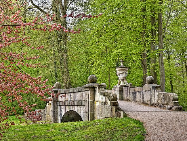 Abl-Blick auf die Brücke