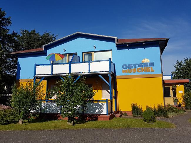 Ferienhaus Ostseemuschel
