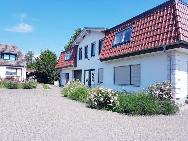 Außenansicht Ferienhof Waldeck