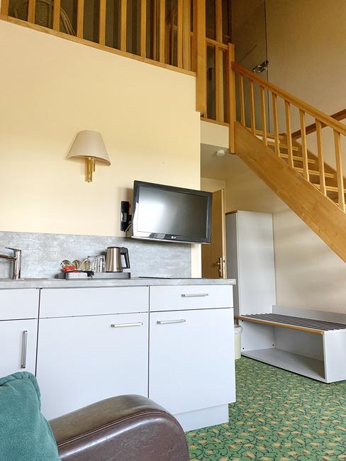 Suite mit Küchenzeile (neu ab 2021)